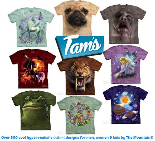 Tam's Treasures – T-shirt review and giveaway | Jacintaz3