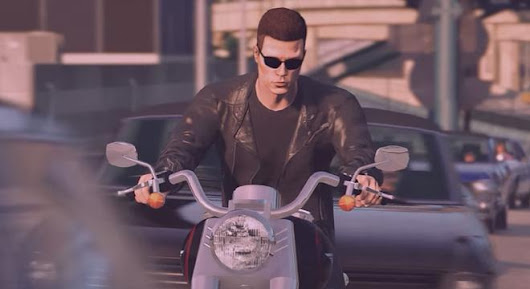 Some Remarkable Internet Human Recreated The Entirety Of 'Terminator 2' In 'GTA V'