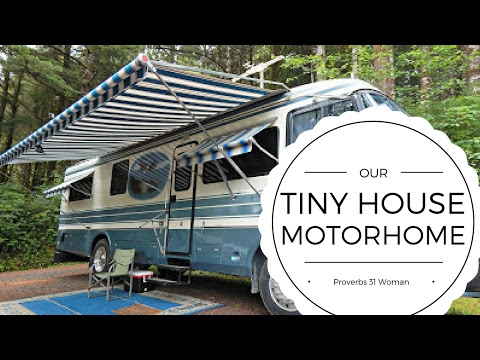 Tour Our Tiny House Motor Home