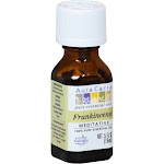 Aura Cacia Essential Oil, 100% Pure, Frankincense - 0.5 fl oz