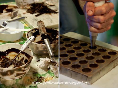Intrugli di cioccolato