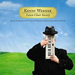 Kenny Werner - Lawn Chair Society cover
