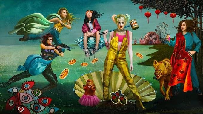 Streaming Birds of Prey et la fantabuleuse histoire de Harley Quinn (2020) Film Complet Français