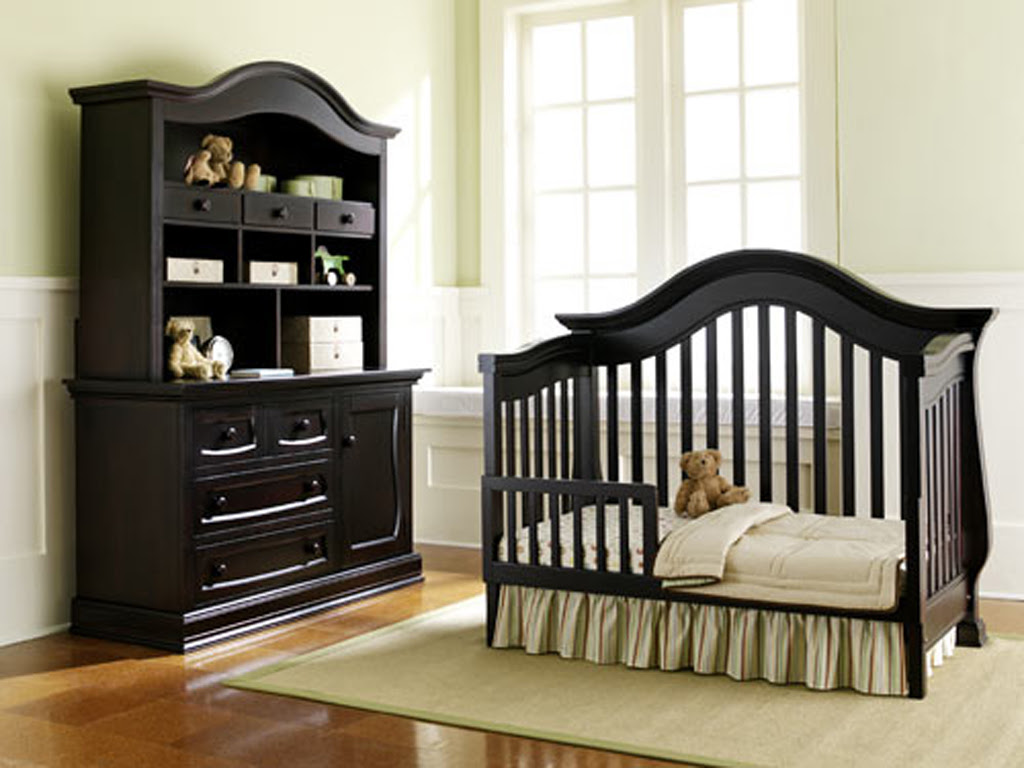 black luxury baby bedroom furniture plans - Iroonie.com
