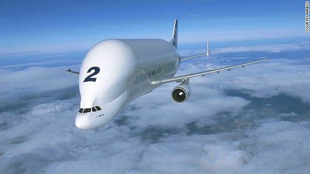 """Airbus is looking at a potential replacement for the aging A300-600ST Super Transporter. Though no final decisions have been made, the """"Beluga XL"""" is expected to have a longer range and ability to carry heavier payloads."""