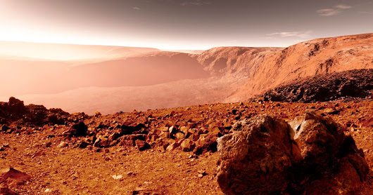 UK Space Agency commits £3 million to investigating alien life on MARS