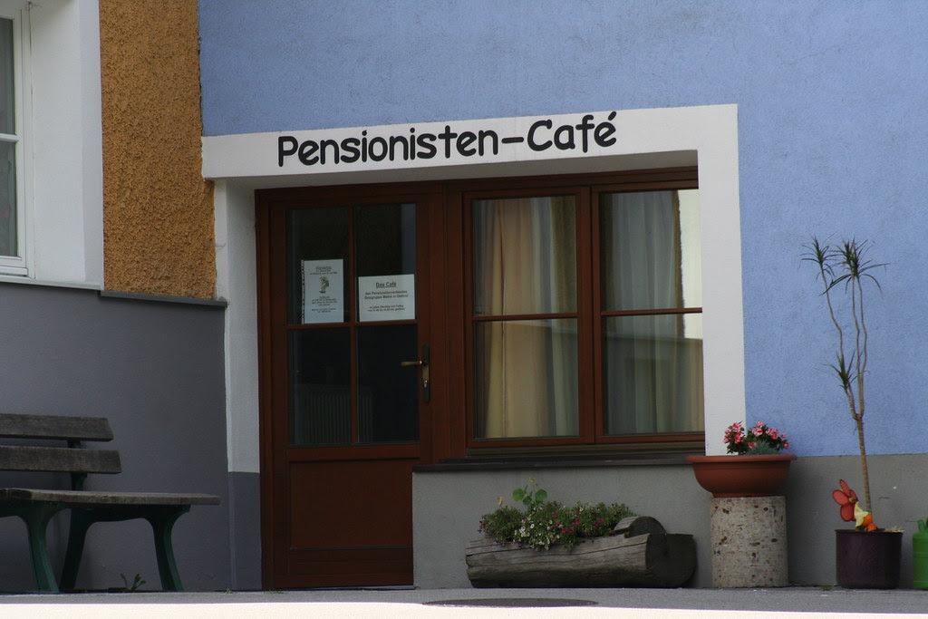 Pensionist-café