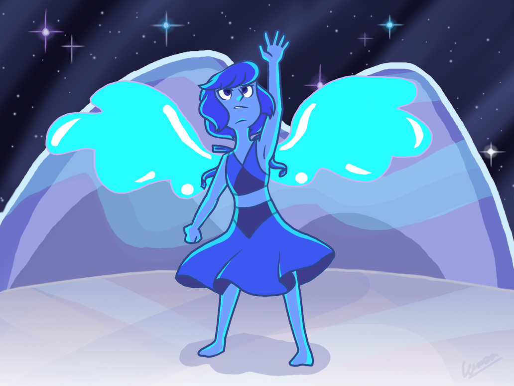 It's been a year of Watching Steven Universe for me! Thought I should make some new fanart, since it's been over a year and my last piece is not reflective of my current style or abilities: f...