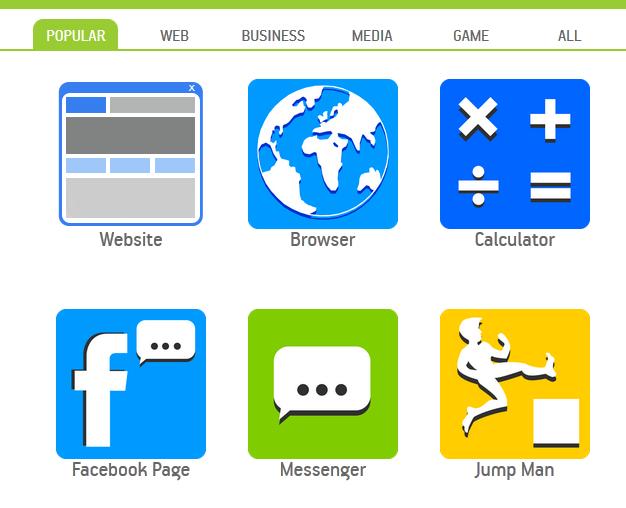 Cara Membuat Web/Blog Menjadi Aplikasi apk Untuk Android