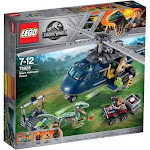 LEGO Jurassic World 75928 - Blue's Helicopter Pursuit