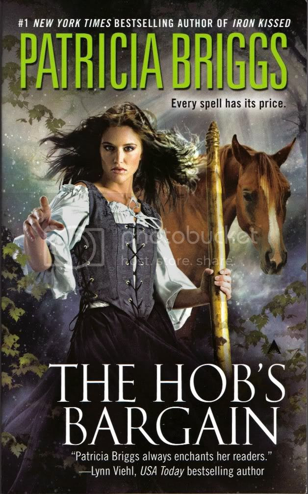 Reprint edition of The Hob's Bargain by Patricia Briggs