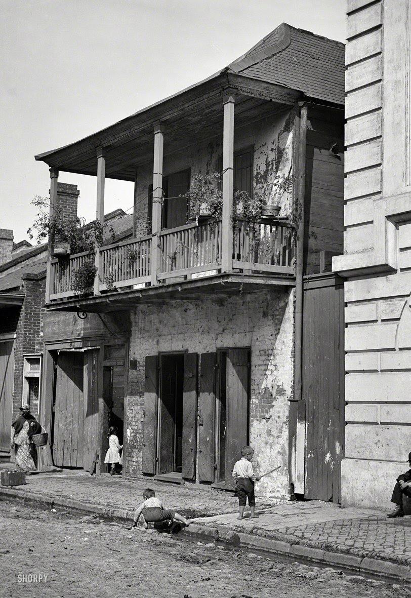 Old Orleans: 1890