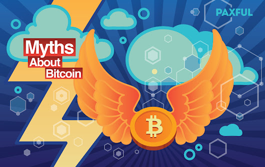 The Biggest Myths About Bitcoin - The Paxful Blog, Welcome