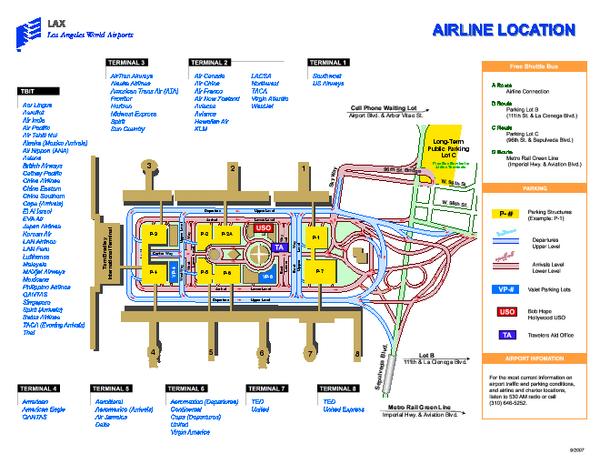 fort lauderdale airport terminal map