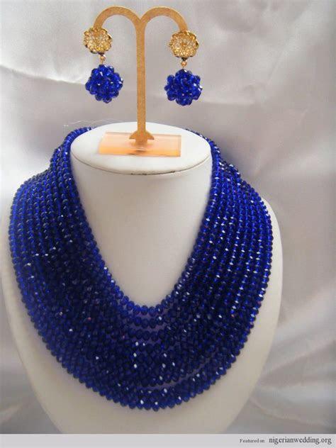 Nigerian wedding coral bead jewelry 4   beads   Beaded