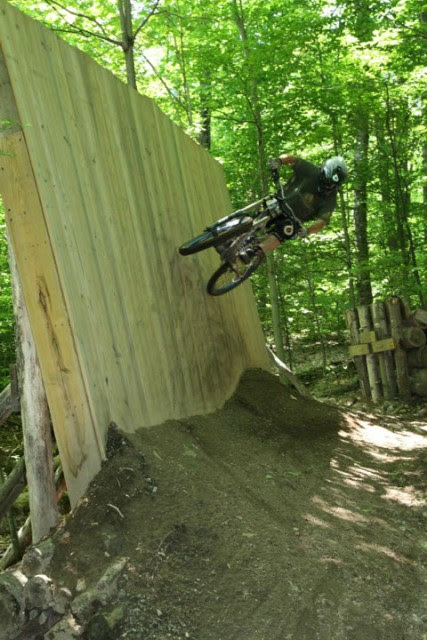 Expert Riding at Whiteface Bike Park  | Whiteface Region
