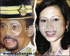 Sultan Brunei dan azrinaz bercerai