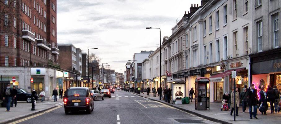 Image result for kings road chelsea shops