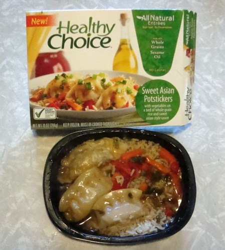 Dave's Cupboard: Healthy Frozen Meals: Healthy Choice ...