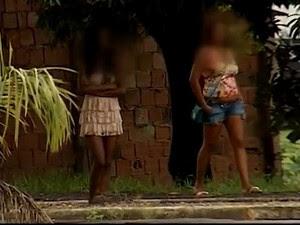 Ação lembra do combate a exploração sexual infantil (Foto: Reprodução/Inter TV )
