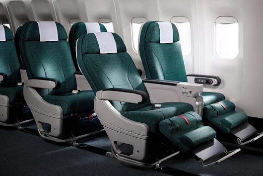 Best Premium Economy Seats - Simple Flying | Aviation Consultancy Services