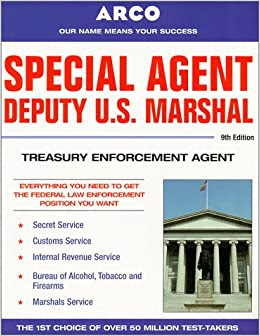 Special Agent Deputy US Marshal Treasury Enforcement Agent 10e Arco Civil Service Test Tutor