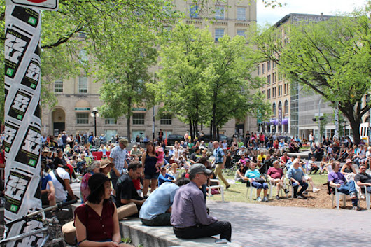 Jazz Festival Lunch Hour Concerts - The Exchange District Biz