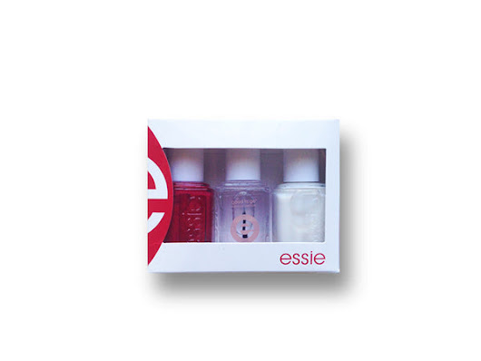 Essie Nails Set Waltz - Size Matters - Good to go