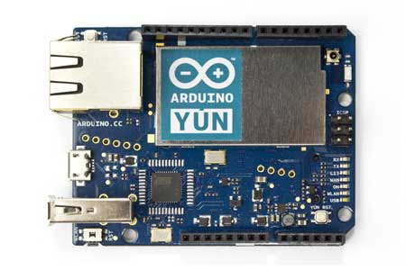 Impressions on the Arduino Yun - Protological