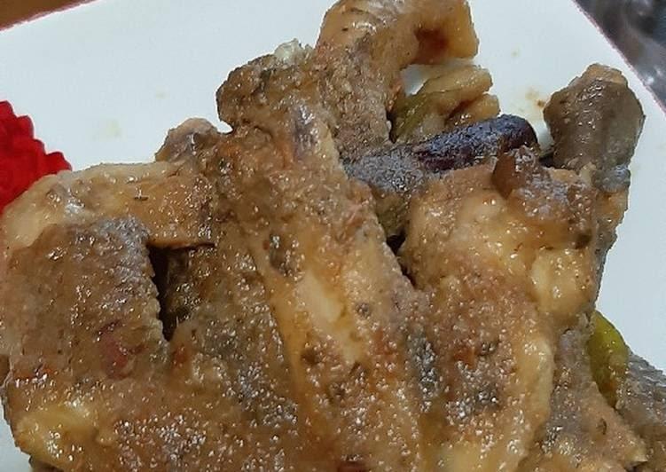 resep ayam rendang taliwang resep enak indonesia Resepi Ayam Pencen Enak dan Mudah