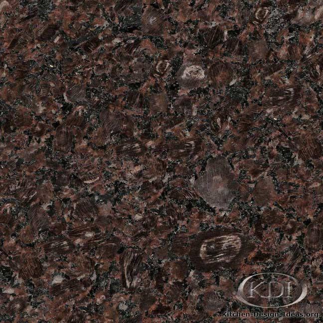 Coffee Brown Granite - Kitchen Countertop Ideas