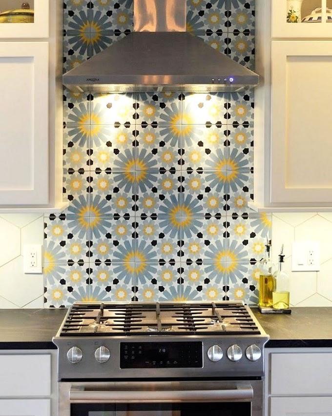 Contoh Lis Keramik Dapur | Ide Rumah Minimalis