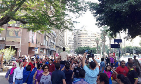 Egypt: limited protests took place amid the celebration of Sinai Liberation Day