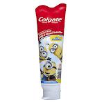 Colgate Kids Toothpaste Bubble Fruit, Minions, 4.6 oz