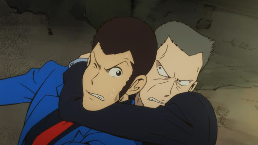Lupin the Third PART4 03 Review (Lupin meets James Bond...sorta.) - AstroNerdBoy's Anime & Manga Blog