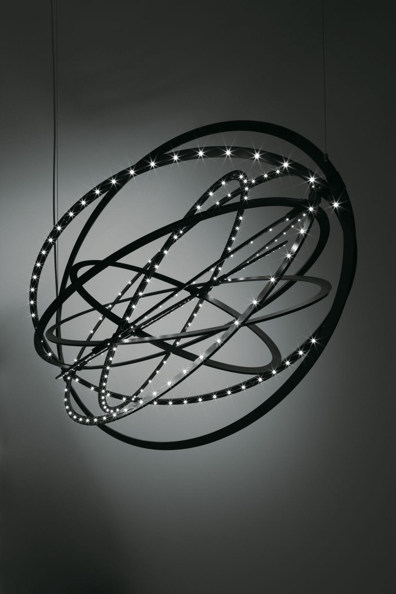myampgoesto11:  Copernico light designed by Carlotta de Bevilacqua & Paolo Dell'Elce