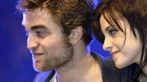 Robert Pattinson y Kristen Stewart 214