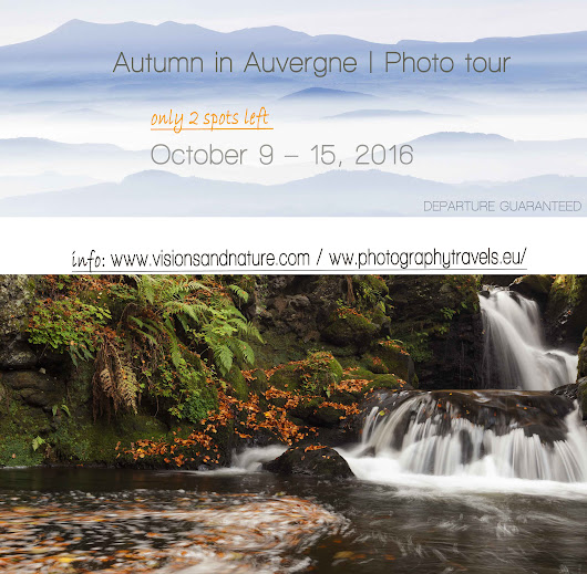 Only 2 spots left | Auvergne in Autumn