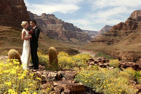 Grand Canyon Wedding Packages   Las Vegas Weddings