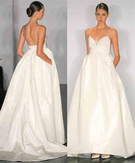 Weiwei's blog: wedding dress with pockets
