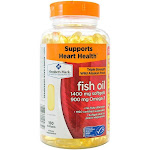 Member's Mark 1400mg Triple Strength Wild Alaskan Fresh Fish Oil (150 ct.)