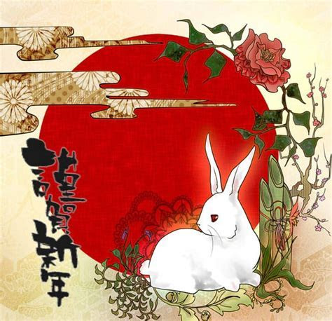 15 Sets 2011 Chinese New Year Wallpapers and Rabbit