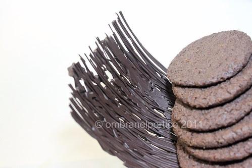 Sablés chocolat à la fleur de sel