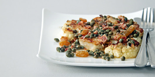 Cauliflower Steak With Pancetta | POPSUGAR Food