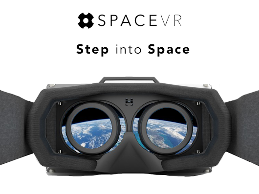 SpaceVR: Step into Space