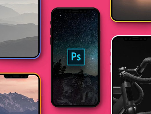 29+ Free iPhone PSD Mockup Templates