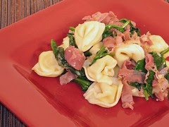 pasta with proscuitto