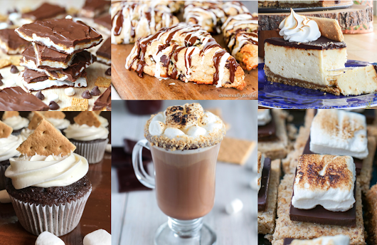 15 Best S'mores Recipes - Read. Eat. Repeat.