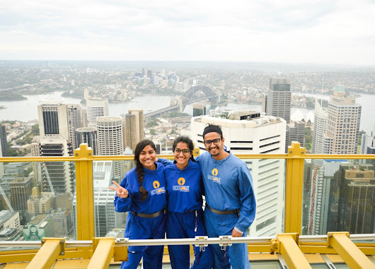 Skywalk: Sydney Tower Eye