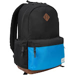 "Targus Strata II TSB936GL Backpack for 16"" Laptop - Black/Blue"